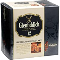 Walkers Glenfiddich Highland Whiskey Cake, 400 Gram