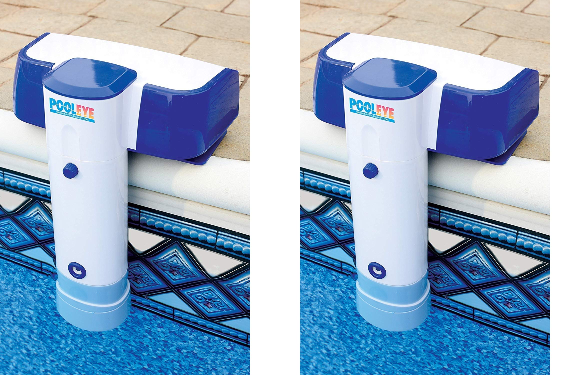 SmartPool PE23 PoolEye AG/IG Immersion Alarm with Remote Receiver ASTM Compliant (Pack of 2) by SmartPool