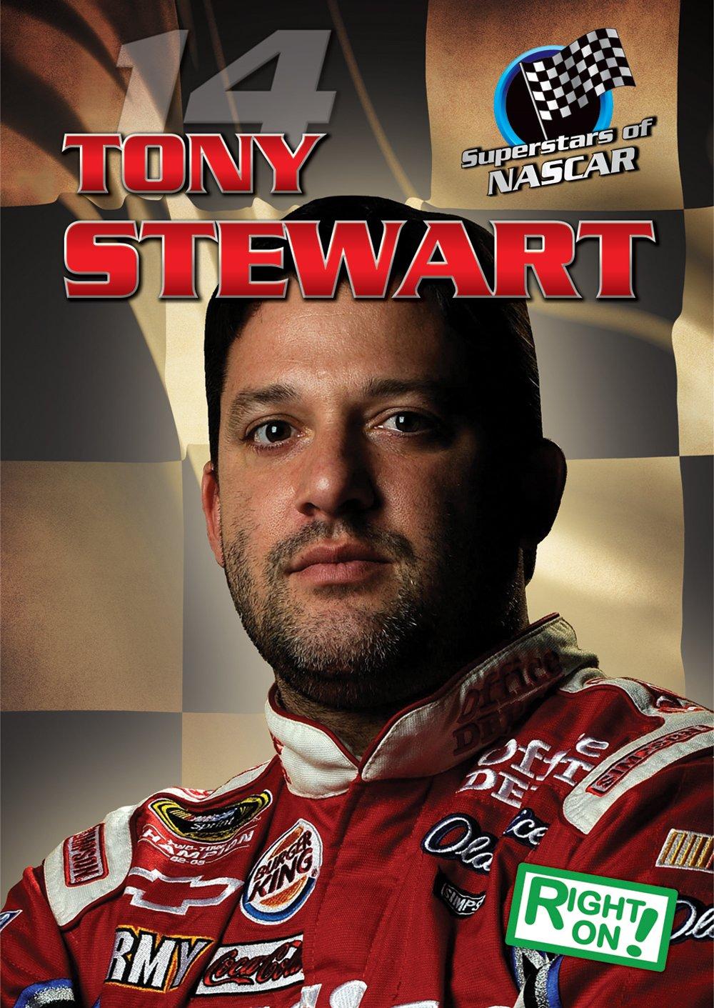 Tony Stewart (Superstars of NASCAR)