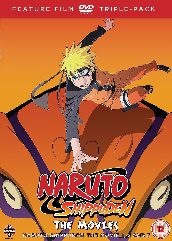 Amazon.com: Naruto Shippuden [Import anglais]: Movies & TV