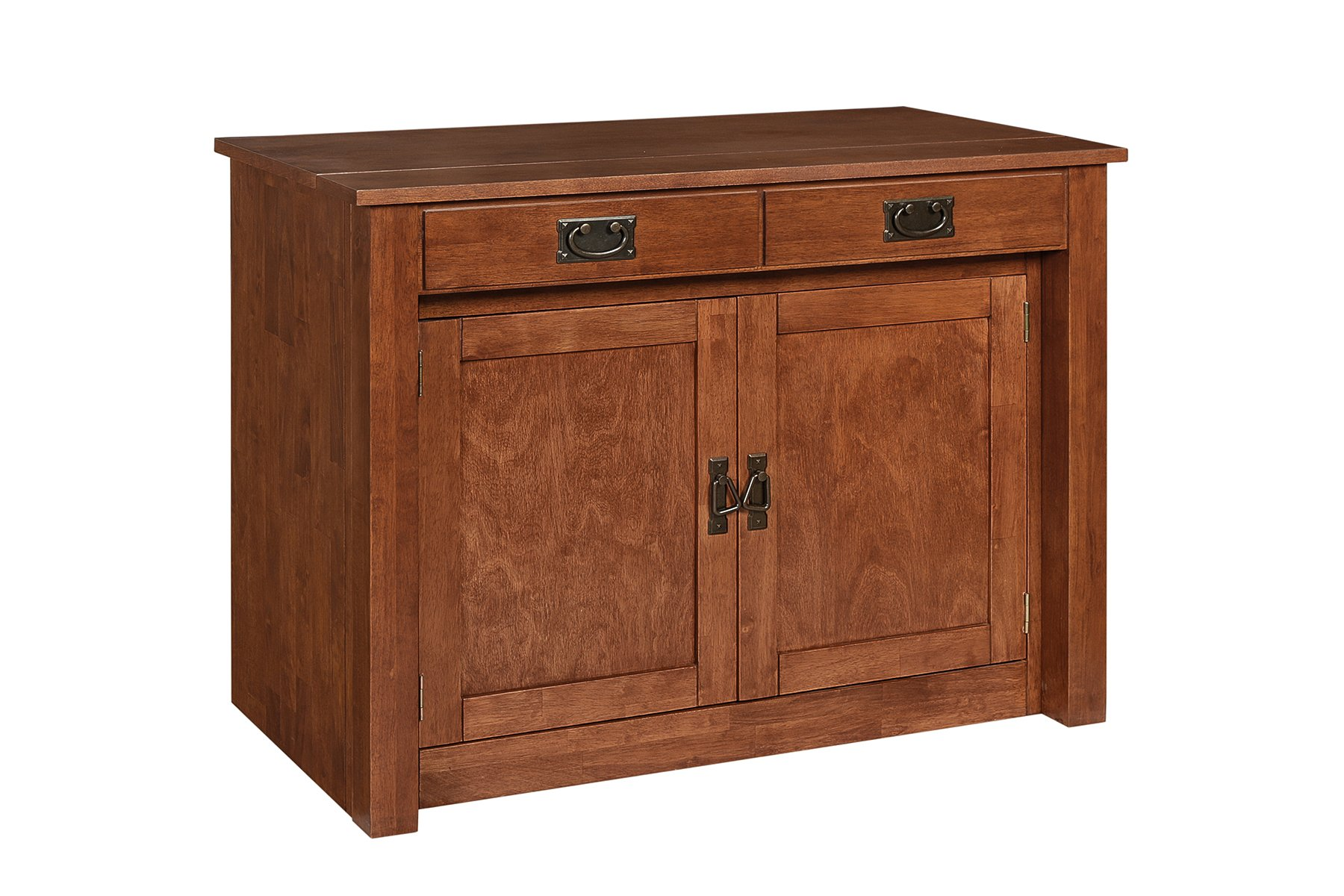 Stakmore Expanding Cabinet Finish, Fruitwood by MECO