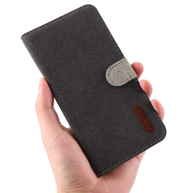 ZCXG Kompatibel Mit Handyh/ülle Samsung Galaxy A40 Blau,H/ülle Leder und Leinen Magnet Sto/ßfest Flip Cover Brieftasche mit Kartenfach Klappbar H/ülle Silikon Transparent Inner Schutzh/ülle
