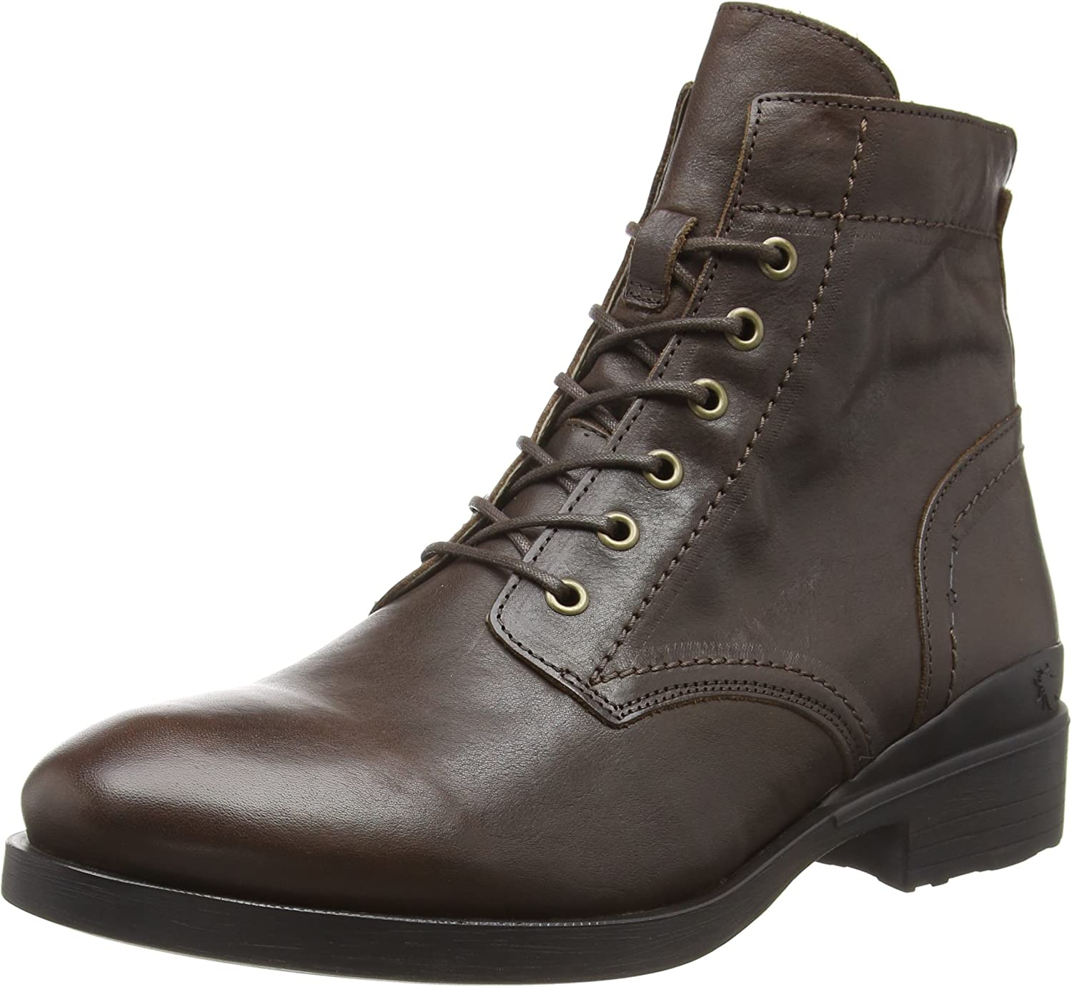 TALLA 43 EU. Fly London Marc343fly, Botas Clasicas para Hombre