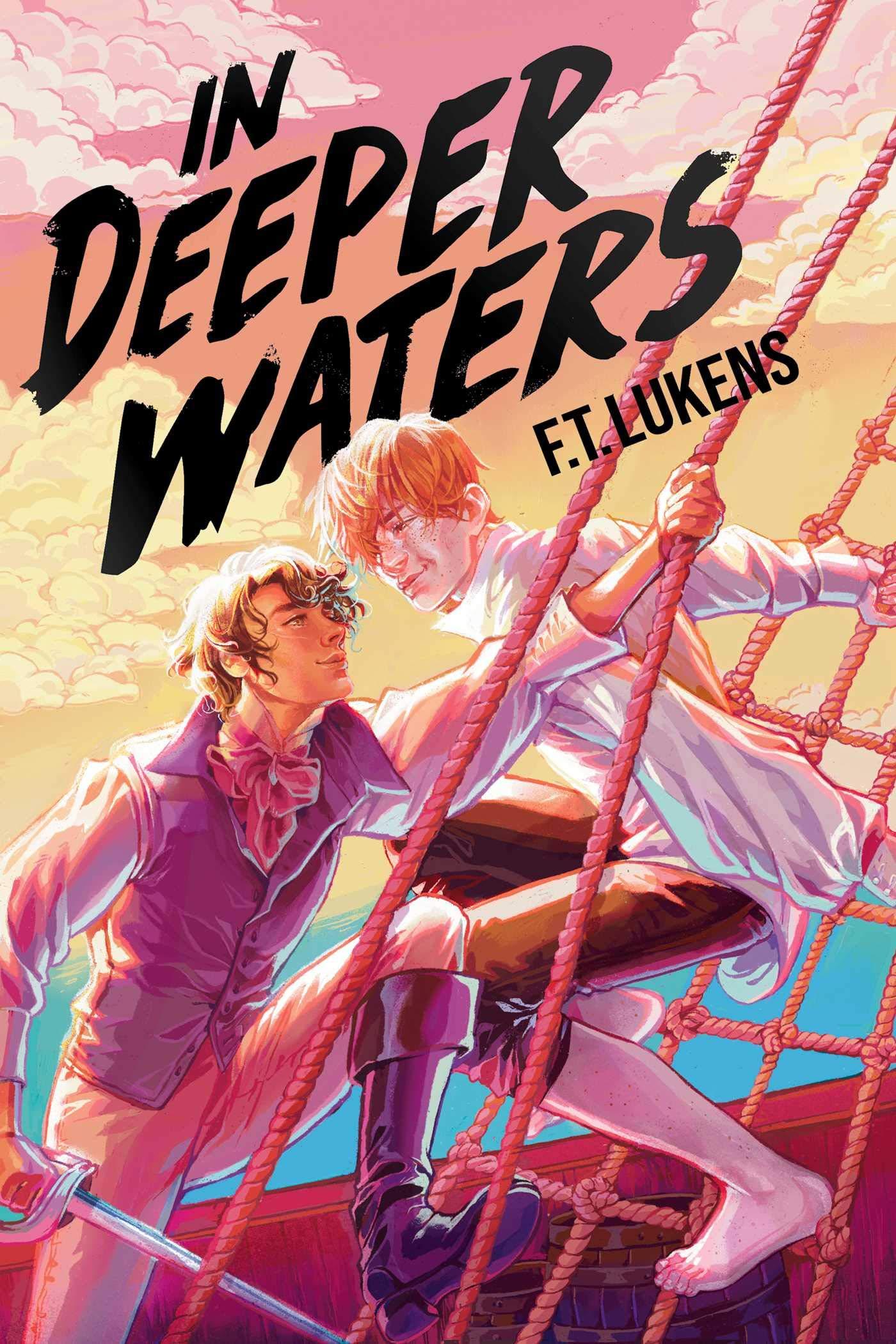 Amazon.com: In Deeper Waters (9781534480506): Lukens, F.T.: Books