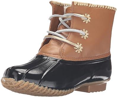 Amazon.com | Jack Rogers Women's Chloe Classic Rain Boot | Rain ...