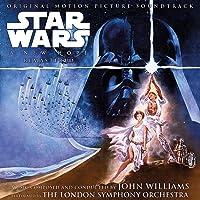 Star Wars 'A New Hope' Original Motion Picture Soundtrack [VINYL]