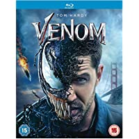 Venom / Spider-Man: Homecoming Blu-ray [2 Discs Superhero Movies Collection][Region Free]