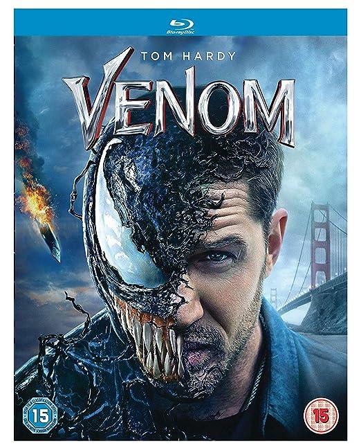 Amazon in: Buy Venom / Spider-Man: Homecoming Blu-ray [2
