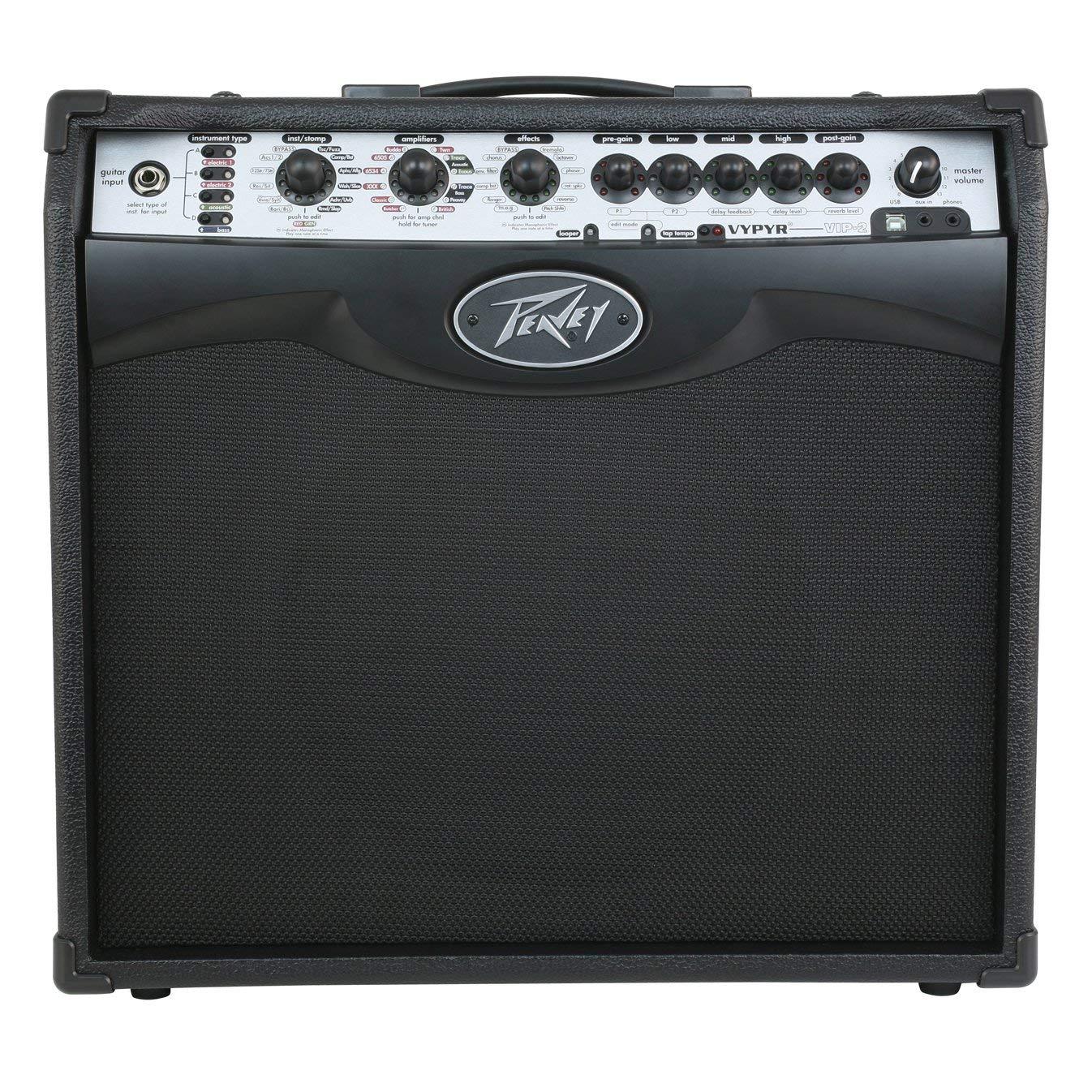 Peavey Vypyr VIP 2 - 40 Watt Modeling Instrument Amplifier 03608080