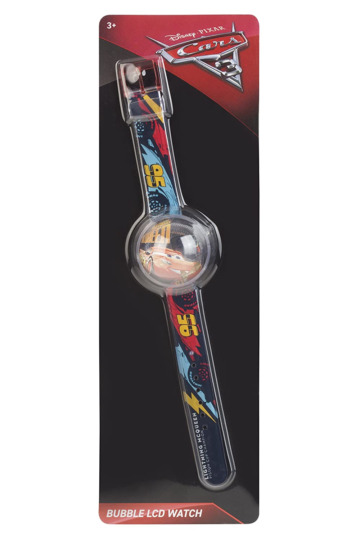 Disney Cars DC315 - Reloj para niño: Amazon.es: Relojes