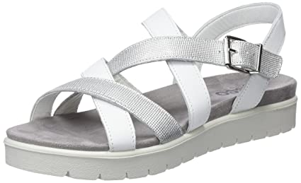 IGI amp; Cross Training Shoes Fitness amp;CO Silver Sandal 1171222 Woman TrTq01w