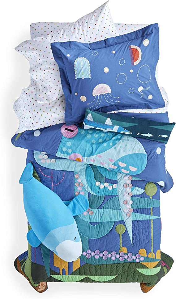 Kid Made Modern Manatee Body Pillow