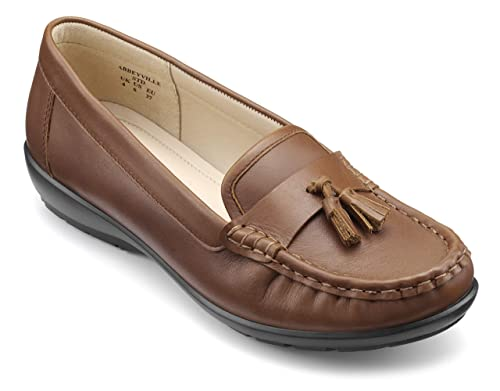 22e254bd620a Hotter Womens Abbeyville Extra Wide Shoes  Amazon.co.uk  Shoes   Bags
