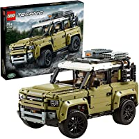 Lego 6283901    Lego Technic Land Rover Defender - 42110, Multicolor