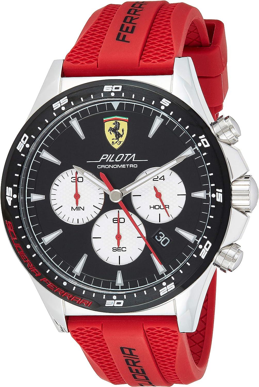 Ferrari Watch 0830596 Amazon De Uhren