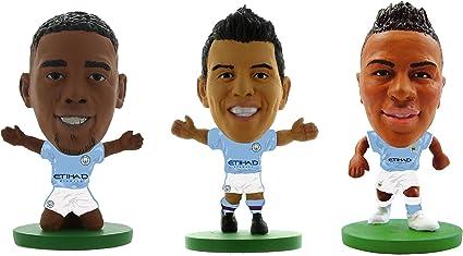 Manchester City F.C SoccerStarz Guardiola Official Merchandise