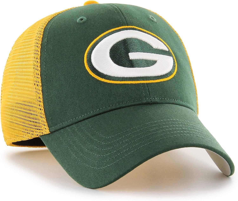 NFL Mens OTS Hursh Center Stretch Fit Hat