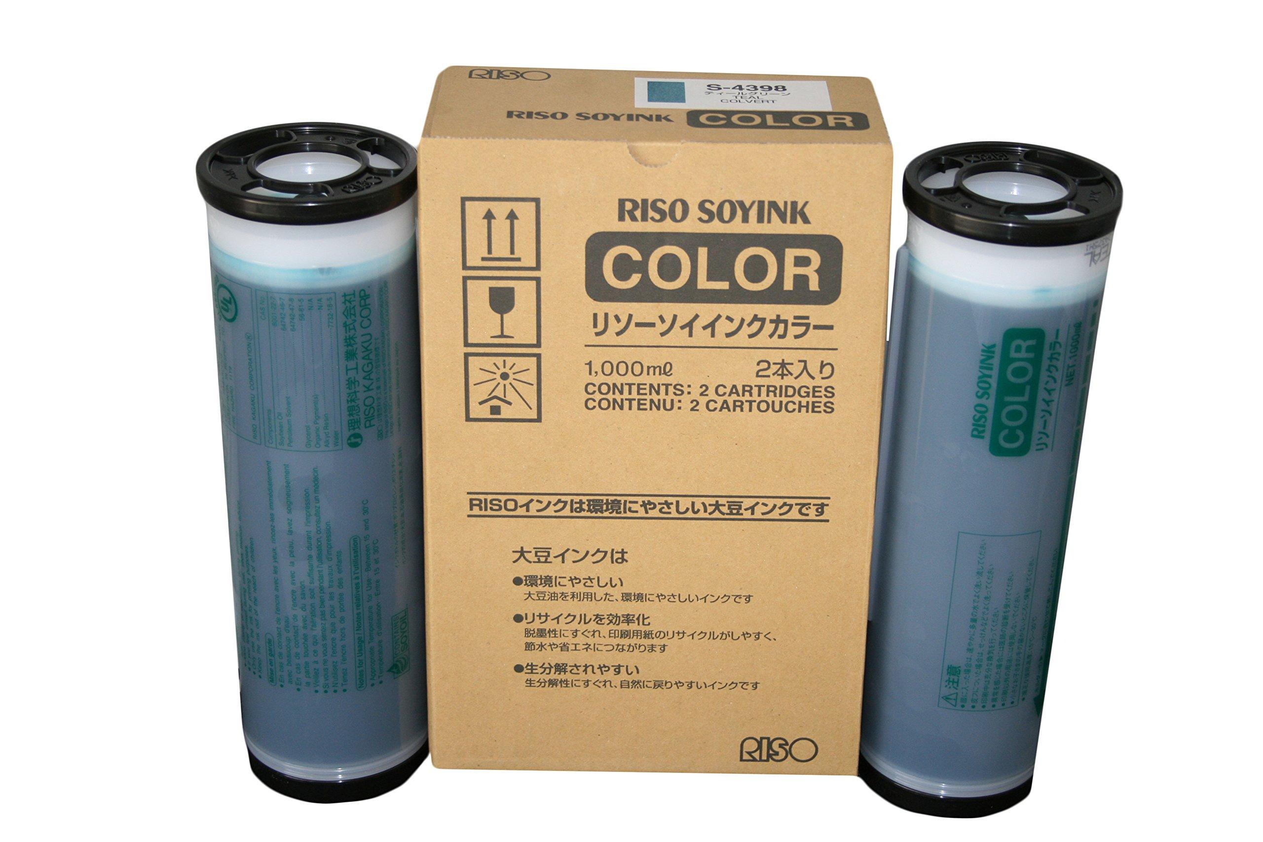 Riso Teal Ink - Gr/fr/rn/rp