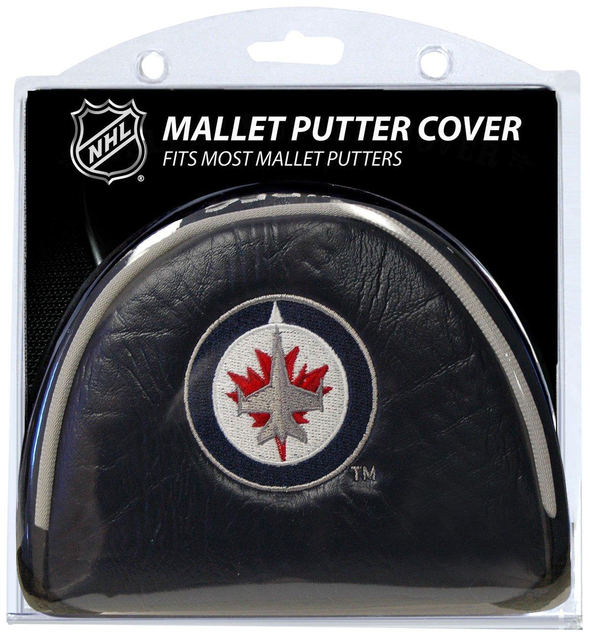 Team Golf NHL Winnipeg Jets Golf Club Mallet Putter