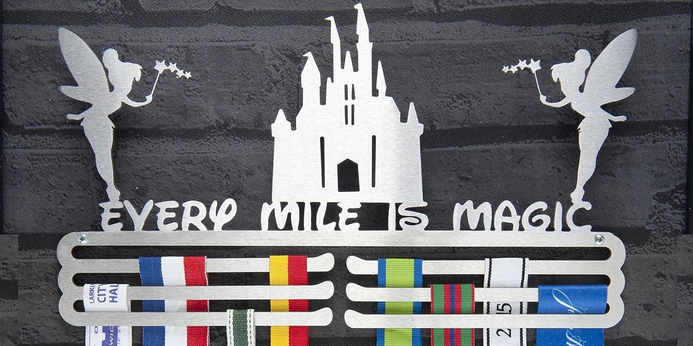 Every Mile es Magic medalla pantalla The Runners Wall RW-PP-262TT-1007