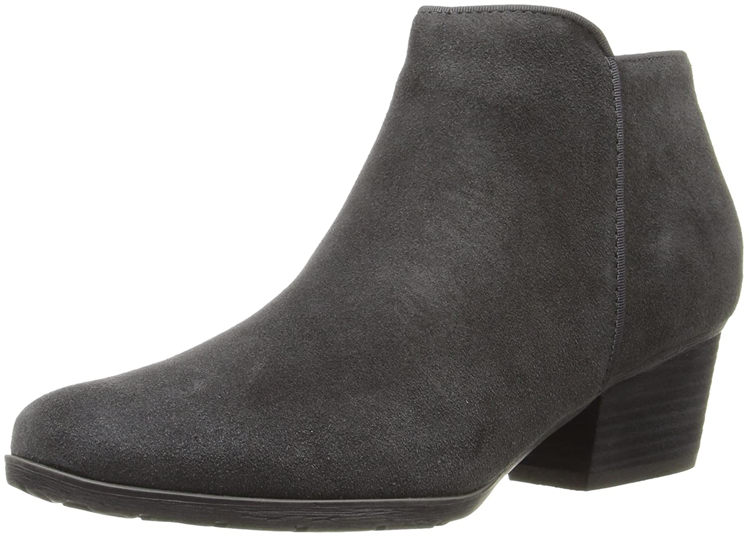Blondo Women's Villa Waterproof Ankle Bootie B01M0AFCSF 7 B(M) US|Grey