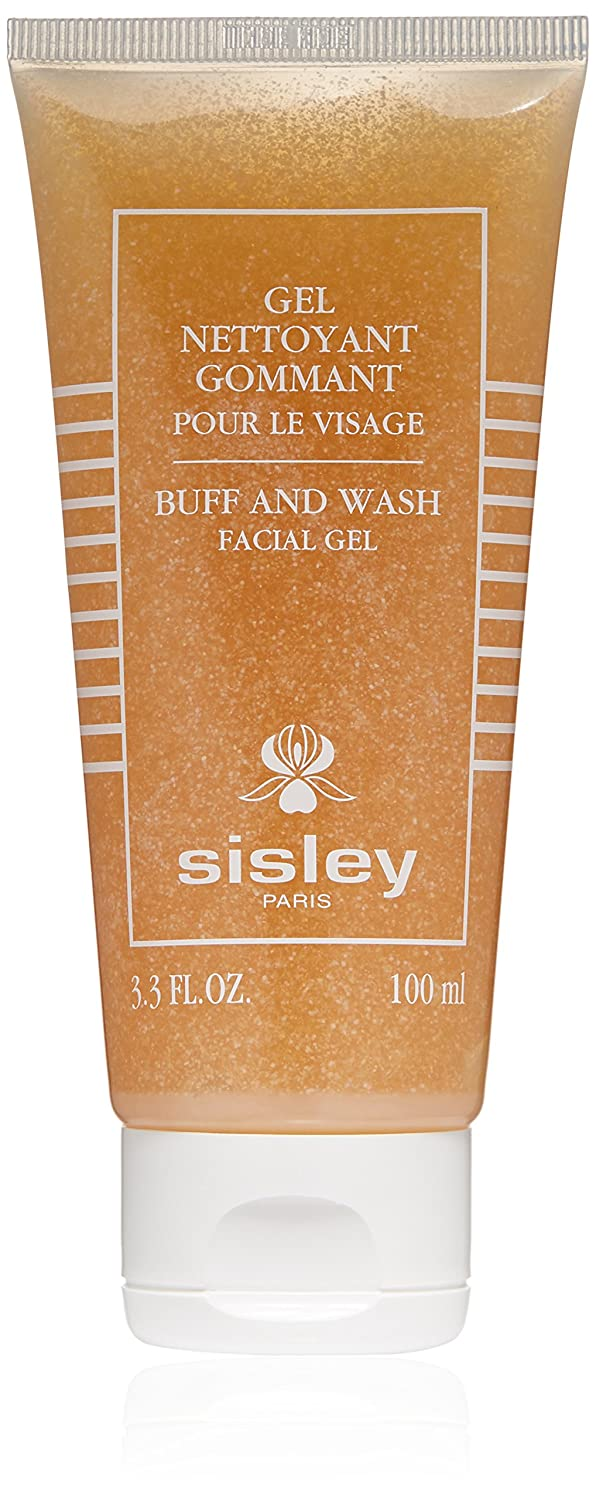 Sisley Buff and Wash Facial Gel with Botanical Extracts for Daily Use SISLEY-524003 908-152400_-100