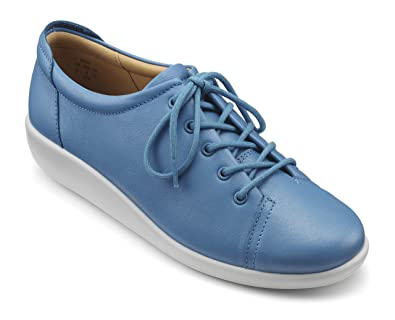 dbe56a79f096 Hotter Women s Dew Extra Wide Oxfords  Amazon.co.uk  Shoes   Bags