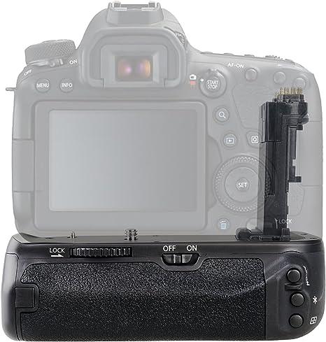 Empuñadura de Batería BG-1Z para Canon EOS 6D Mark 2, Battery Grip ...