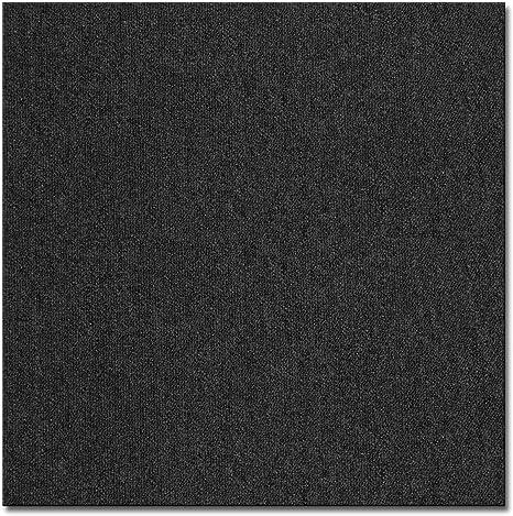 1 m/² Set Beige, 4 St/ück antistatisch mit Bitumen R/ücken strapazierf/ähiger Teppich Bodenbelag mit hochwertigem Schlingenflor Design Teppichfliesen Moskau 50x50 cm selbstliegend