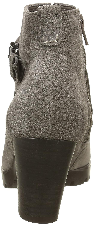 Gabor Shoes 52.863 Damen Kurzschaft Stiefel, Grau (Elephant