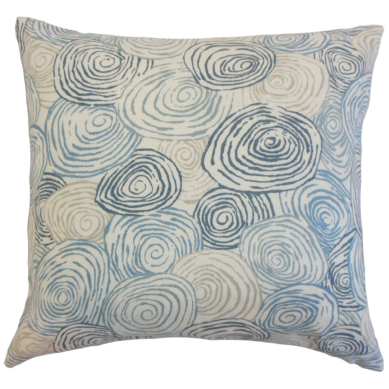 The Pillow Collection Blakesley Graphic Bedding Sham River King//20 x 36