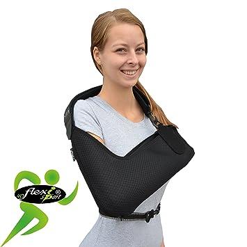 Cabestrillo brazo hombro ajustable. SÚPER CONFORTABLE. ANTI-SUDOR ... 0e8c16c50a35