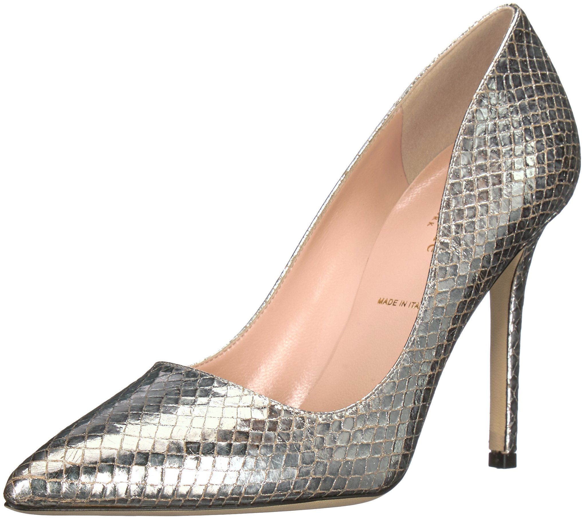 kate spade new york Women's Larisa, Silver, 8 M US by Kate Spade New York