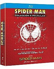 Spider Man 1-6