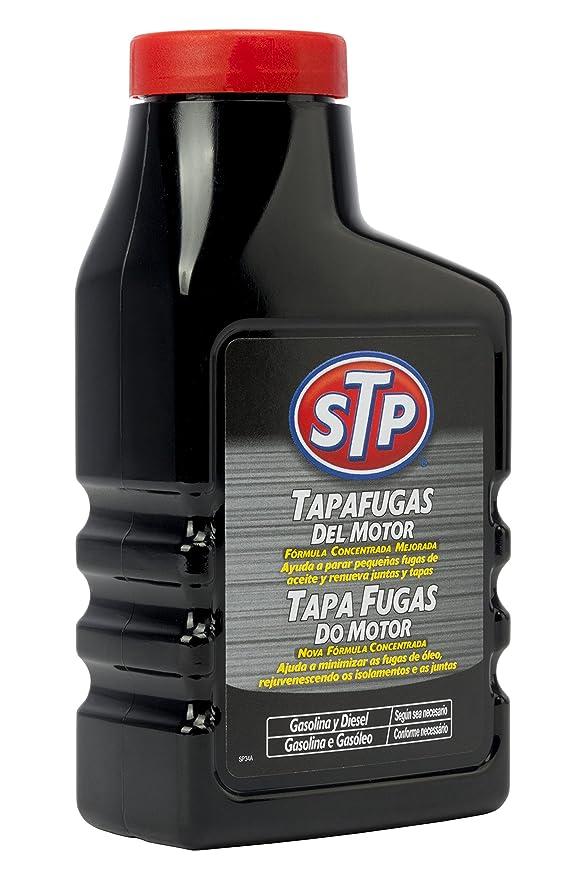 STP ST63300SP Tapafugas de Aceite Motores, 300 ml