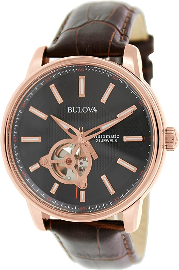 Bulova Men's 97A109 Bulova Series 160 Mechanical Watch Review