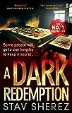 A Dark Redemption (Carrigan & Miller Book 1)