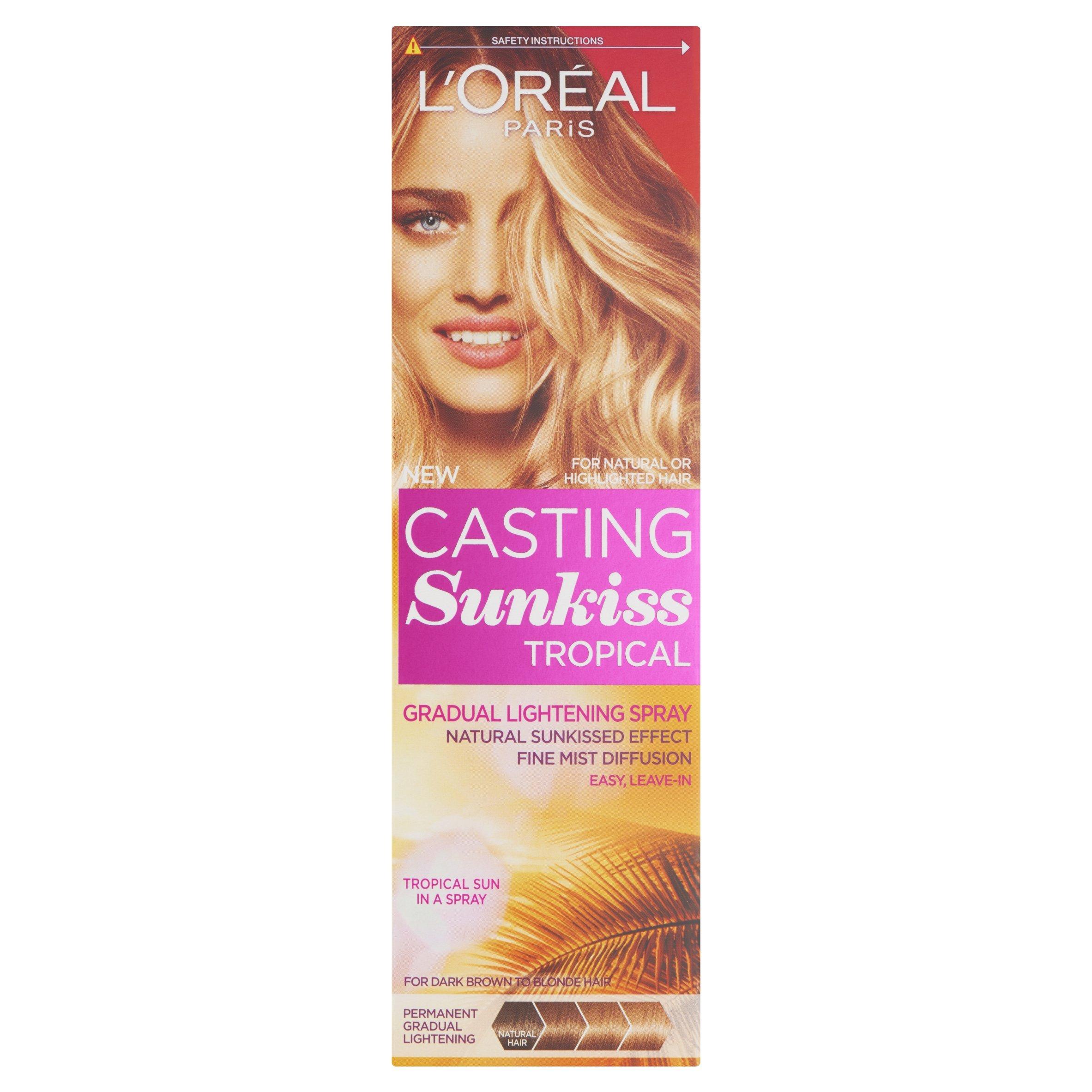 L'Oreal Paris Casting Sunkiss Tropical Intense Lightening Spray