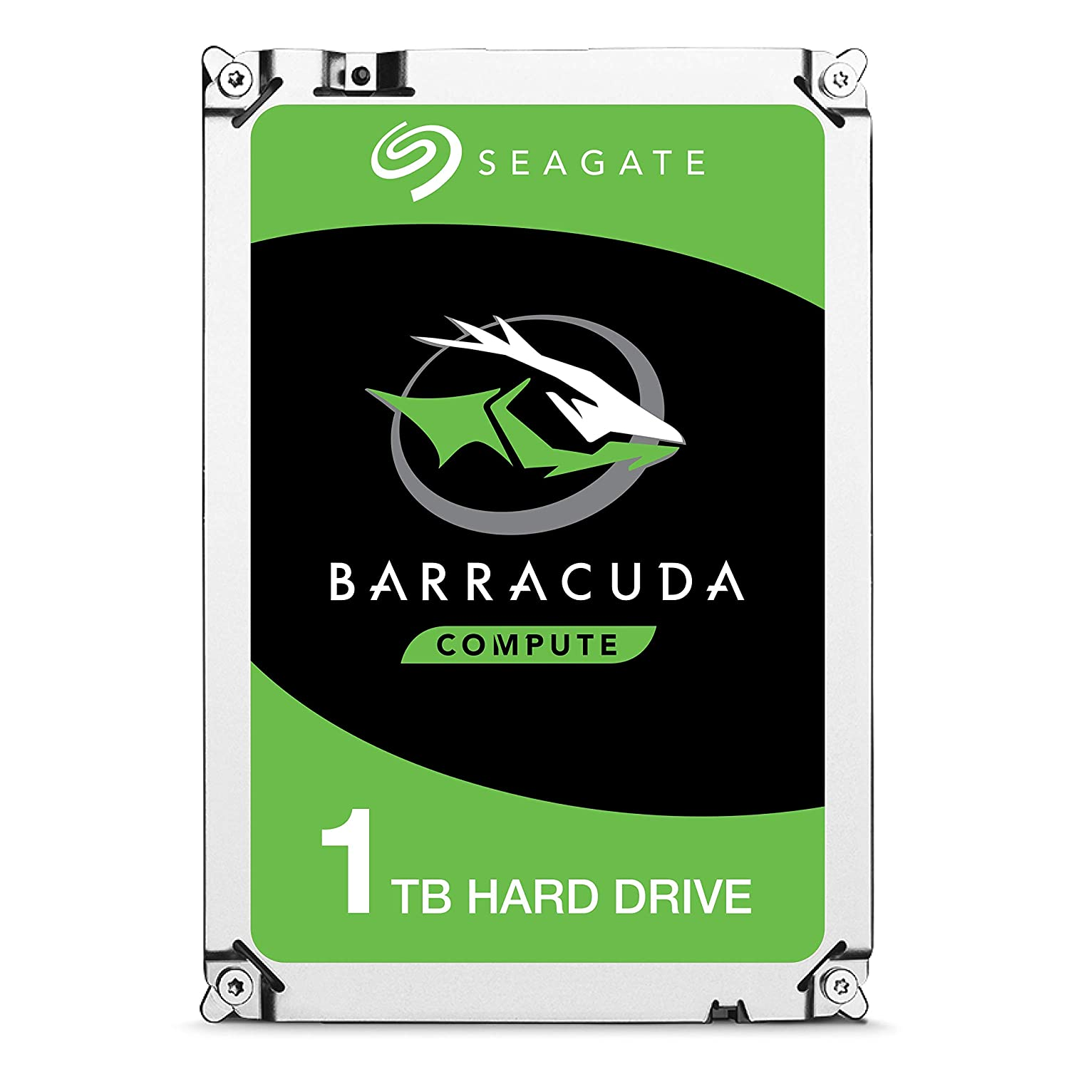 Frustration Free Packaging ST6000DMZ03 Seagate BarraCuda 6TB Internal Hard Drive HDD 3.5 Inch SATA 6 Gb//s 5400 RPM 256MB Cache for Computer Desktop PC