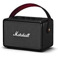 Marshall Kilburn II Portable Bluetooth Speaker, Water-Resistant Wireless Bluetooth Speaker, with 20+ Hours of Portable…