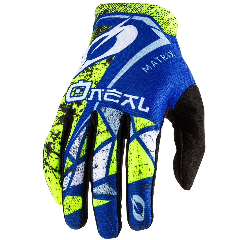 O'Neal Matrix Fahrrad Handschuhe Zen MTB DH BMX MX FR All Mountain Bike Enduro Freeride Downhill, 0388-Z O' Neal