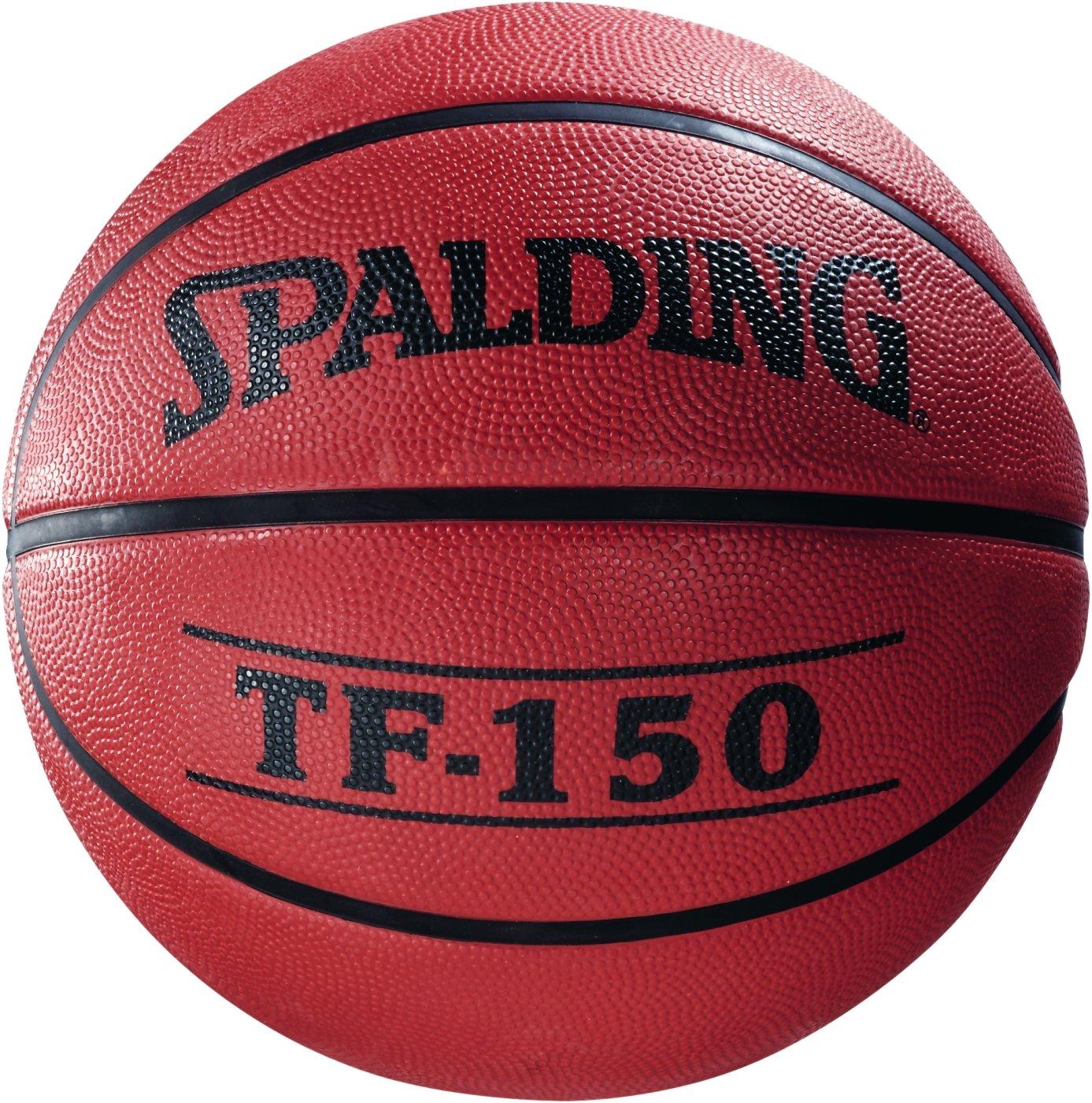 Spalding TF 150 - Balón de Baloncesto Naranja Naranja Talla:7 ...