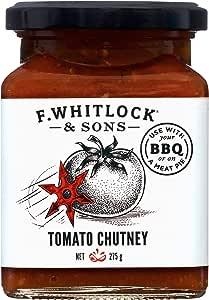 F. Whitlock & Sons Tomato Chutney, 275g
