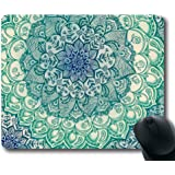 """Creative Painting Custom Rectangle Mouse Pad Oblong Gaming Mousepad in 220mm*180mm*3mm (9""""*7"""") -914033"""