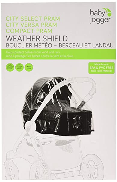 fae589637 Baby Jogger Weather Shield Bassinet Cover- Bassinet/Prams
