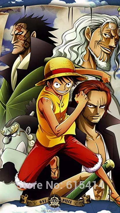 Amazon Com Anime Family 048 One Piece Op Monkey D Luffy