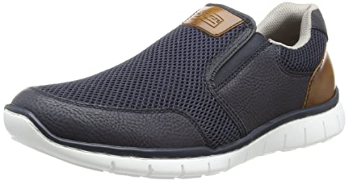 Rieker B8762, Zapatillas sin Cordones para Hombre: Amazon.es: Zapatos y complementos