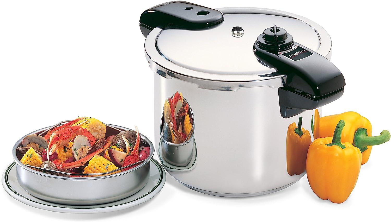 Presto 01370 Induction Heating Pressure Cooker