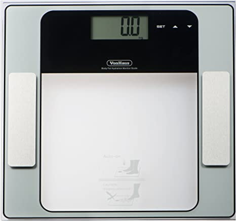 Digital LCD Tempered Glass Bathroom Body Weight Watchers Scale 330lb//150kg