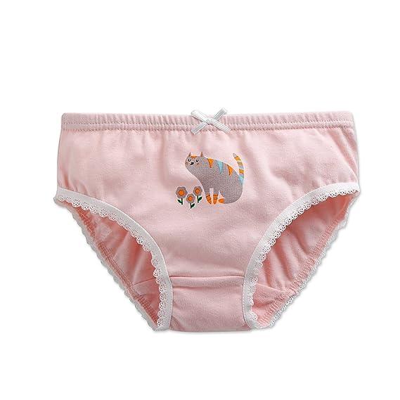db86d57a38 Vaenait Baby 2T-7T Girls Assorted Panties Briefs Underwear Set (Pack of 3)   Amazon.co.uk  Clothing